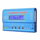 iMAX B6 80W Digital LCD Balance Charger Discharger Parallel Charging Board for LLiPo NiMH RC Battery(80w)