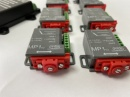 8 Pack MP1 Point Motors With Digikeijs DR4018 Accessory Decoder