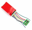 Gaugemaster DCC94 Ruby Series 6fn Pro DCC Decoder 8 Pin