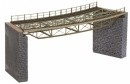 NOCH 67025 - Curved Bridge Deck Laser Cut Kit Radius 1