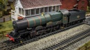 HORNBY R3409 Ex GWR 'King' Class, 4-6-0, 6002 'King William IV' Late BR Green