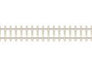 Peco SL-300 Code 80 Wooden Sleeper flexi-track x 25 lengths