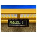 Train Tech SD2 - Smart Screen Animated Miniature displays for OO/HO (Twin Pack)