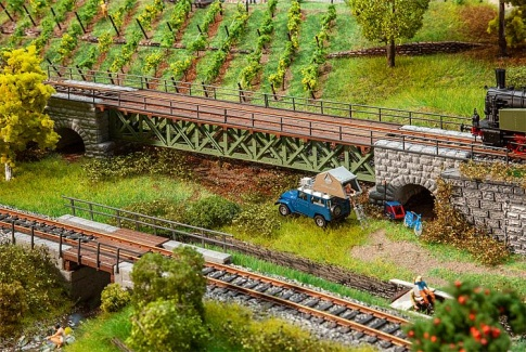 Faller 120501 Narrow-gauge bridges
