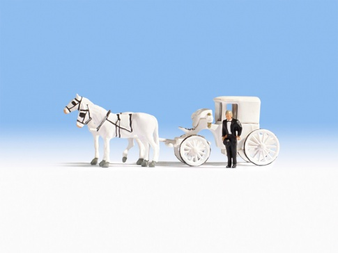 Noch 16706 Wedding Carriage