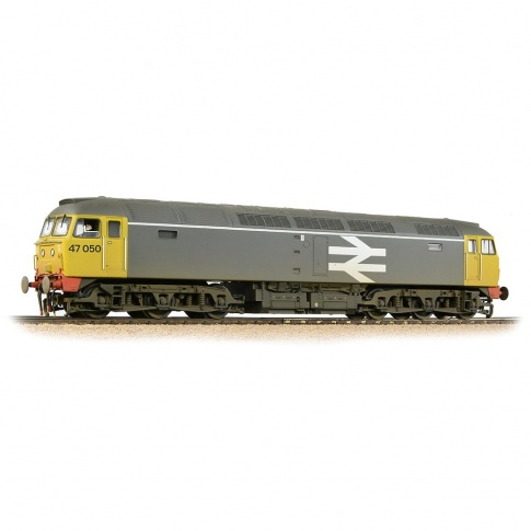 Bachmann 31-664 Class 47/0 47050 BR Railfreight – Weathered