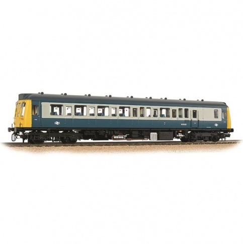 Bachmann 35-526 Class 121 Single-Car DMU BR Blue & Grey