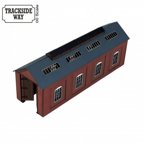4Ground OO-TS-109 - Hanford Engine Shed