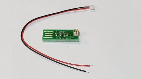Sol-Expert 72658 LIPO Charging Board with 100 mA Charging Current