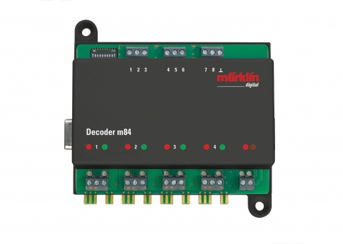 Marklin 60842 M 84 decoder