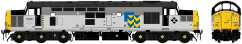 Accurascale Class 37 - 37051 Railfreight Metals With Sound