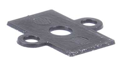 Kadee 211 Styrene Gear Box Shims .010'' & .015'' (20)