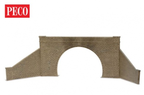 PECO LK-732 O gauge Double Track Stone Tunnel Mouth