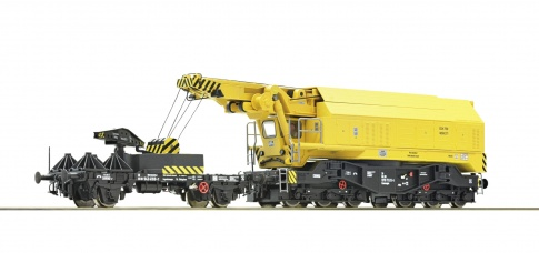 73035 - Slewing railway crane for digital operation, DB