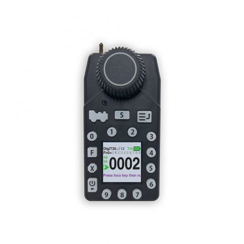 Digitrax UT6DE Duplex Radio Utility Throttle CE (For Europe)