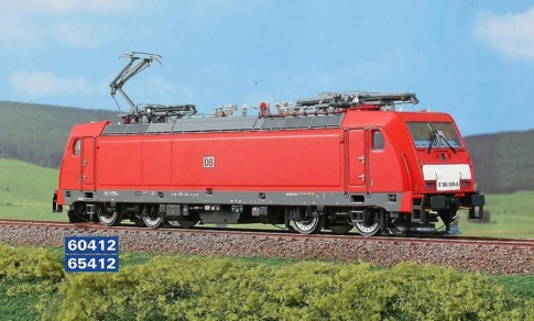 A.C.M.E 60412 Multi System E 186 329 DB Schenker used for goods trains