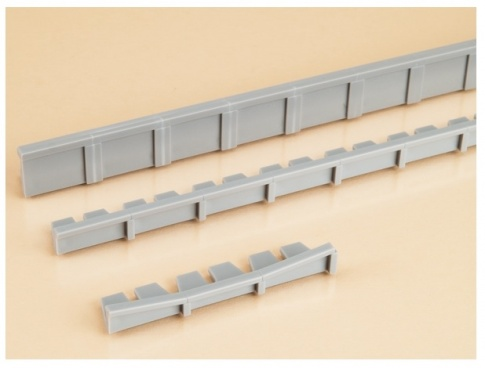 Auhagen 41200 HO 6 Station platform edges