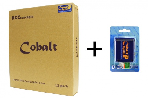 Cobalt Bakers Dozen iP Digital (13 Pack)