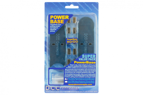 DCC Concepts PowerBase Value Pack OO/HO Scale