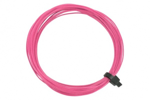 DCC Concepts Wire Decoder  Stranded 6m (32g)  Pink