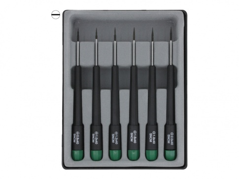 Slotted screwdriver Watchmaker screwdriver set 6 pcs