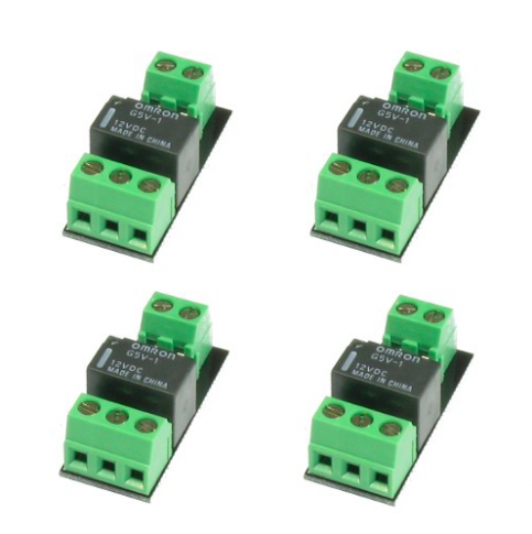 Digikeijs DR4102 point crossing interface