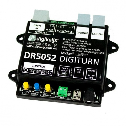 Digikeijs DR5052 Basic TurnTable Control