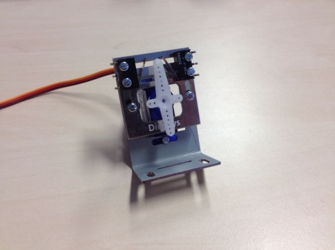 DSE - Switch for the servomotor for 1 servo