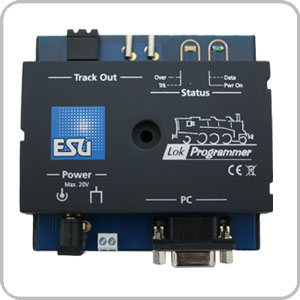 ESU 53451 LokProgrammer - The programming tool