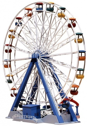 Faller 140312 Ferris Wheel Era II