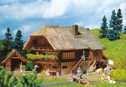 Faller 161379 Black Forest Farmhouse