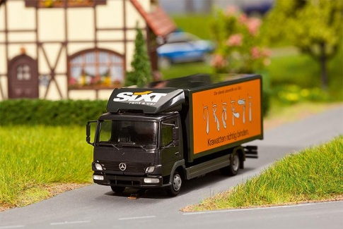 Faller 161561 Lorry MB Atego Sixt (HERPA)