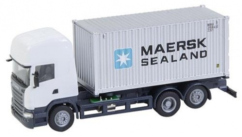 Faller 161598 Car System - Scania R13 TL Maerk Container Truck VI