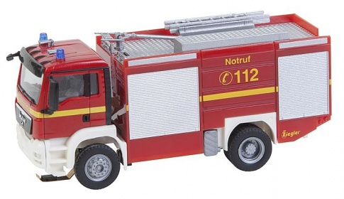 Faller 161599 Car System - MAN TGS TLF Fire Engine VI