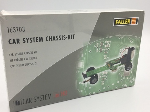 Faller 163703 Car System Chassis-Kit