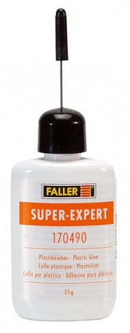 Faller 170490 Super Expert Glue 25gm