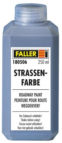 Faller 180506 Roadway paint, 250 ml