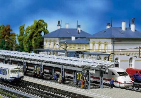 Faller 222121 - ICE Platforms (N Scale)