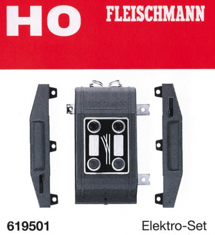 Fleischmann 619501 Electrification Set