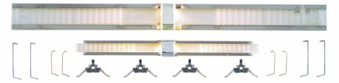 Fleischmann 6460 Interior Lighting Unit for Double Decker Coaches