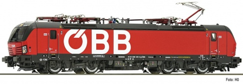 Fleischmann 739375 - Electric locomotive class 1293, OBB (DCC Sound Fitted)