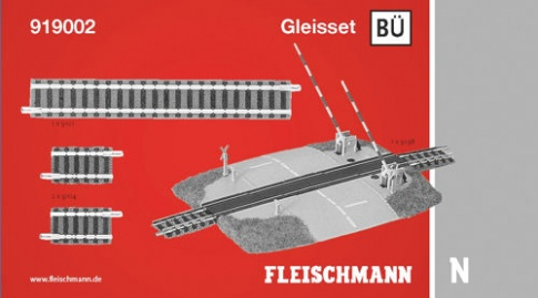 Fleischmann 919002 Track Extension Pack BU