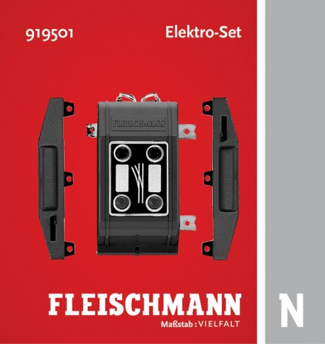 Fleischmann 919501 Electrification Set
