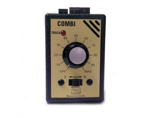 Gaugemaster GMC-COMBI Single Track Controller with Plug in Transformer
