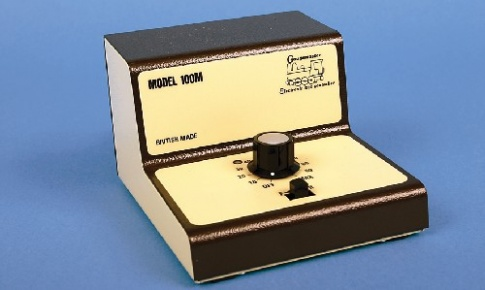 Single Track Cased Controller For O Scale