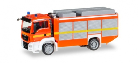 Herpa 091077-002 MAN TGS Euro 6 Rescue Truck
