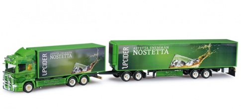 Herpa 303170 Scania HL Euro Combi Wild Perry