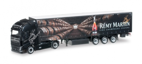 Herpa 304504  Volvo FH Gl. XL ''Remy Martin / Spedition Land''