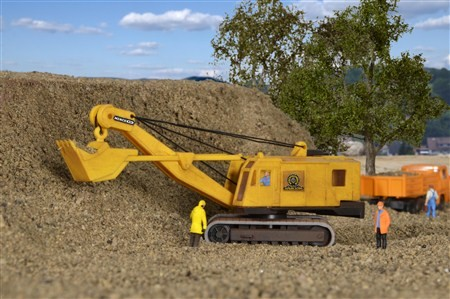 KIBRI 19101 N MENCK excavator with high efficiency