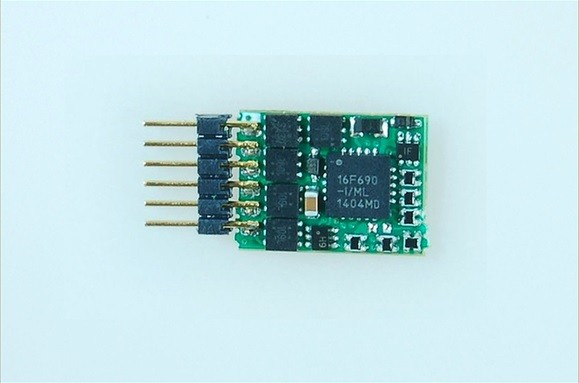 Kuehn N45 Decoder 6 pin